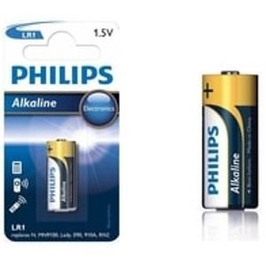 PHILIPS Baterie LR1 Alkaline plus 1,5V