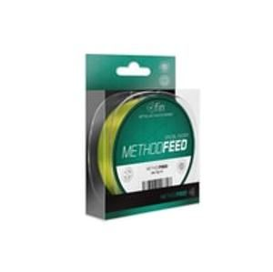 Fin Vlasec Method Feed Žlutý - 0,20mm 8,1lbs 300m