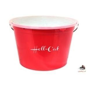 Hell-Cat Řízkovnice s víkem 25litrů + vzduchováni