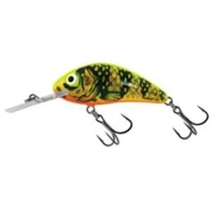 Salmo Wobler Rattlin Hornet Floating 5,5cm - Gold Fluo Perch