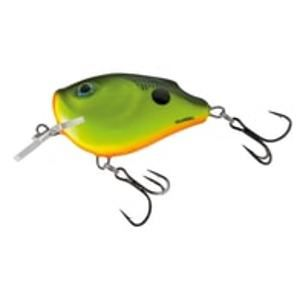 Salmo Wobler SquareBill Floating Chartreuse Shad - 6cm 21g