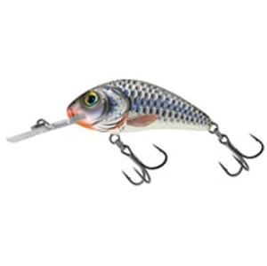 Salmo Wobler Rattlin Hornet Floating 3,5cm - Silver Holographic Shad