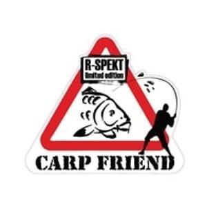 R-Spekt Samolepka Carp Friend