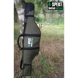 R-Spekt Single 9´ polstrované khaki pouzdro na prut