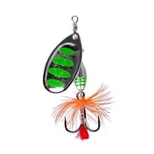 Savage Gear Třpytka Rotex Spinner Green Highlander - vel.2 / 4g