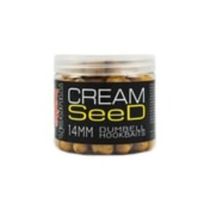 Munch Baits Boilie Dumbells Cream Seed 100g - 18mm