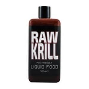 Munch Baits Surový Krill Raw Krill 500ml
