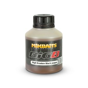 Mikbaits Big Booster 250ml - BigC Cheeseburger