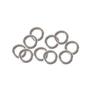 Zeck Pevnostní kroužky Solid Ring Catfish 10ks