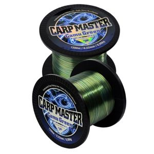 Giants Fishing Vlasec Carp Master Camu Green 1200m - 0,35mm