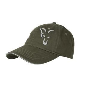 Fox Kšiltovka Green & Silver Trucker Baseball Cap