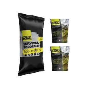 Adventure Menu Survival Food Pack Menu 3