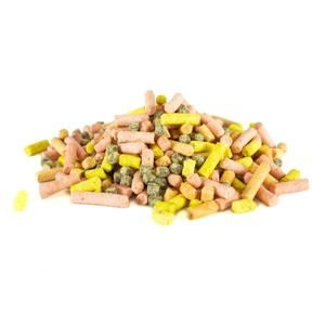 Mikbaits Peletový mix - All season 2,5kg + 100ml CSL