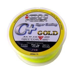 Awa-S Vlasec Ion Power C+Hyper Casting GOLD - 0,309mm 1000m