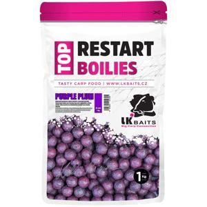 LK Baits Boilie TopRestart Purple Plum 18mm 250g