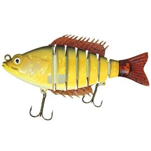 Suretti Wobbler Cranckbait Perch 3