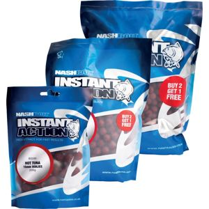 Nash Boilie Instant Action Hot Tuna - 20mm 1kg