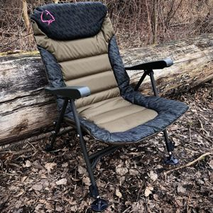 LK Baits Křeslo Arm Neopren Chair
