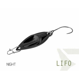 Delphin Plandavka Lifo - 2.5g NIGHT Hook #8