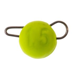 Zeck Tungsten Cheburashka Head Yellow 2ks - 5g