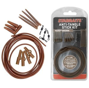 Starbaits Sada závěs na olovo Anti Tangle Stick Kit 4ks