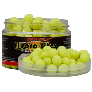 Starbaits Plovoucí boilie Pop Up Fluoro Lite žlutá - 10mm  60g