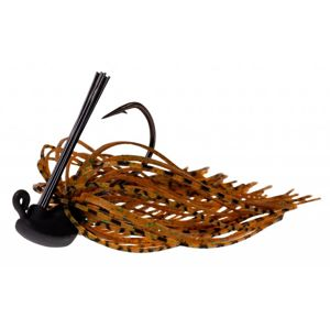 Zeck Skirted Jig Brown 1ks - vel.1/0 - 5g