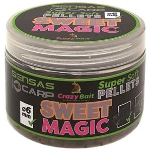 Sensas Pelety Super Soft 60g - Sweet Magic