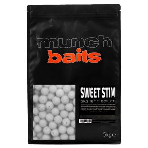 Munch Baits Boilie Visual Range Sweet Stim - 18mm  5kg