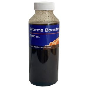 Mastodont Baits Booster 500ml - Worms