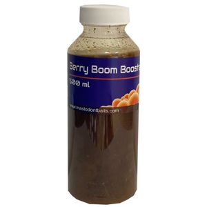 Mastodont Baits Booster 500ml - Berry Boom