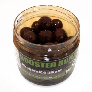 Carp Inferno Boosted Boilies Nutra 20mm 300ml - Chobotnice pikant