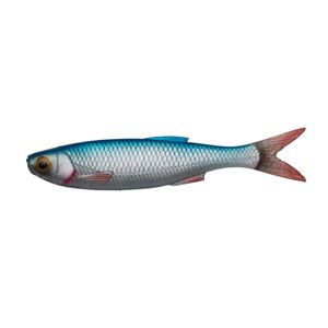 Savage Gear Gumová násraha Craft Dying Minnow Blue Pearl 5ks - 5,5cm 0,7g