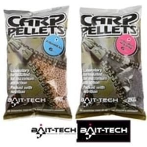 Bait-Tech Pelety Halibut Carp Feed Pellets 2kg - 4mm