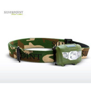 Silverpoint Čelovka Ranger Green