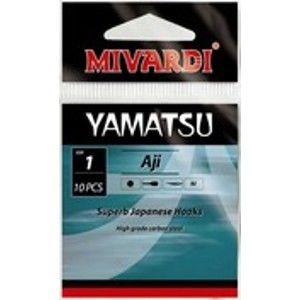 Mivardi Háčky Yamatsu Aji 10ks - vel. 20