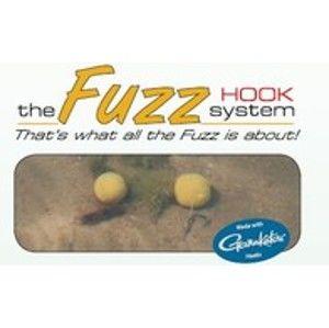 Strategy Kamuflážový háček s podvazkem The Fuzz Hook 5ks - A1 Super vel. 2 Silt