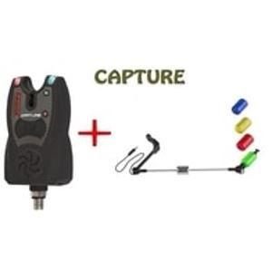 JAF Signalizátor Vision + ZDARMA Vahadlový indikátor svítící Illuminated 4v1